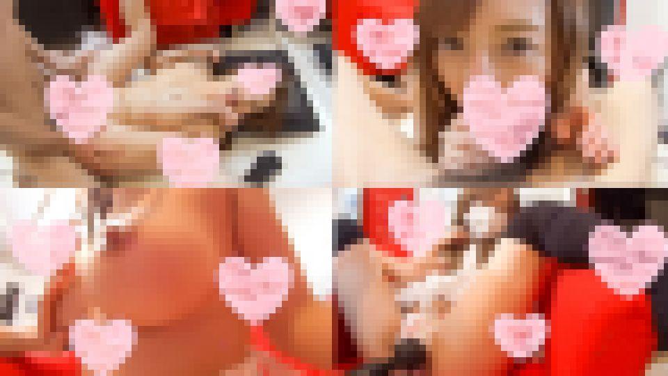 待望の続編!【乃〇坂】風な美少女再び出演!メイド風コスにニーハイソックス着用でエロボディが更に魅力的 あすか 画像