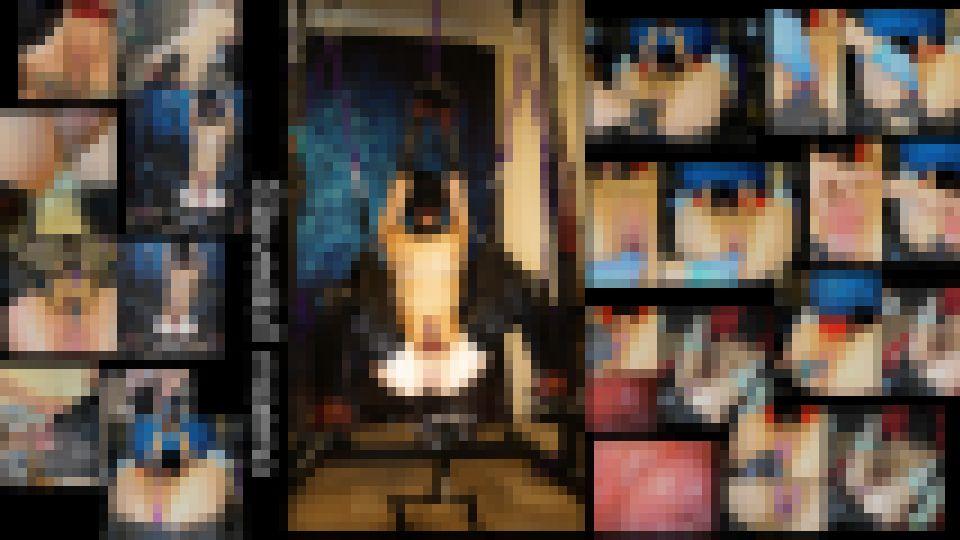 肉奴隷人形 萌乃 調教006:ぽっかりと開いた股間の穴から覗く子宮口を弄られる変態マゾ牝 肉奴隷人形 moeno 画像
