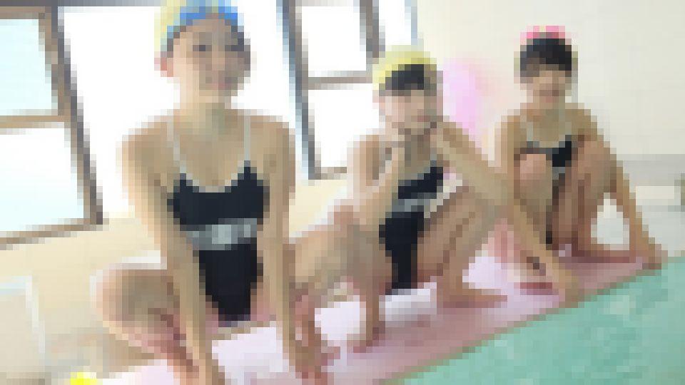 練馬某スイミングスクールのアブナイ孕ませ教室 オムニバス 画像