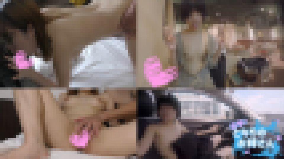 【メンヘラ特集!】超豪華二本立て!「関西弁パイパンビッチ娘に3P生ハメ!」&「大量野外露出!健康的スレンダー娘に口内射精だ!!」 素人娘達 画像