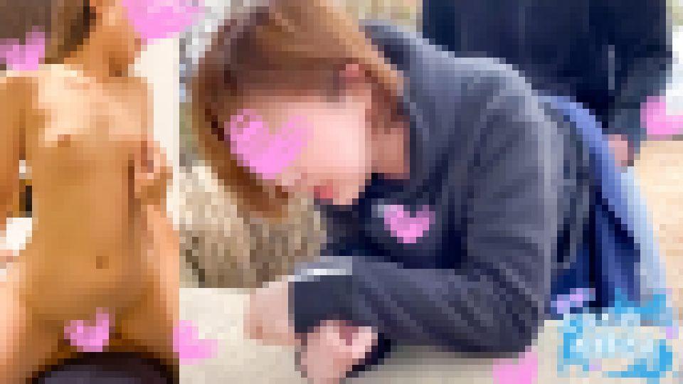 【JD特集!】超豪華二本立て!JDと神社で生中出し!!&むっちりJDがどすけべメス犬に成り下がる!! 素人大学生達 画像