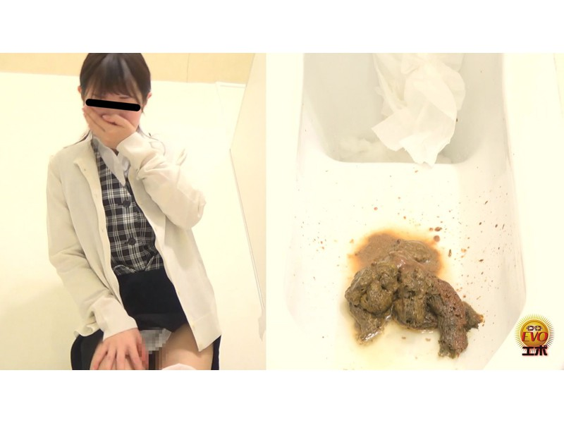 トイレ盗撮 OL羞恥音うんこ 3 サンプル画像