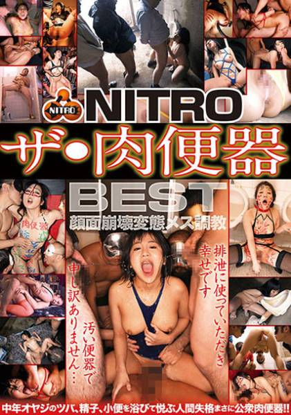 NITRO ザ・肉便器 BEST 星川麻紀 加納綾子 サンプル画像
