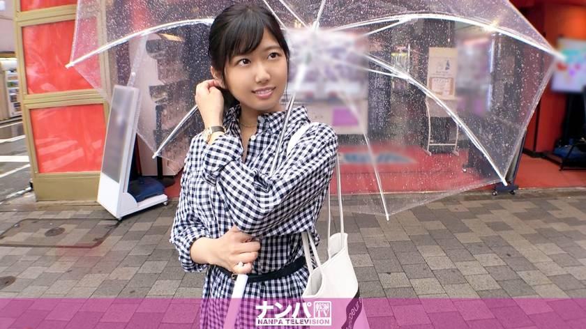 マジ軟派、初撮。 1502 雨の秋葉原で自ら傘を壊してみた!心配して声をかけてくれた優しさ溢れる京都弁美少女!独り身の寂しさに付け込んで詰め寄ると…?普段は穏やかだけど、気持ち良くなると大きな声になっちゃうのが愛くるしい♪ サンプル画像