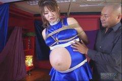 美人RQ妊婦 緊縛快楽 松嶋侑里