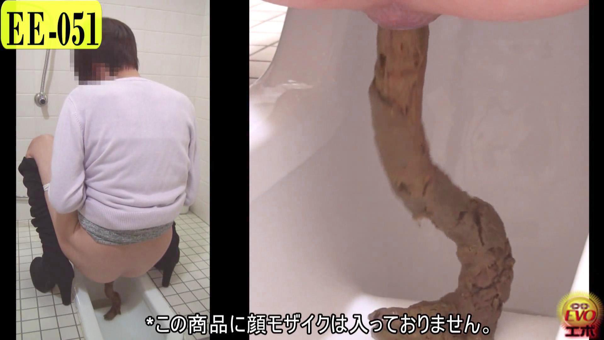 [サンプル]   盗覗4カメトイレ 輝くウンコ!