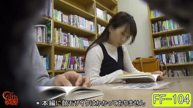 図書館娘のおしっこ