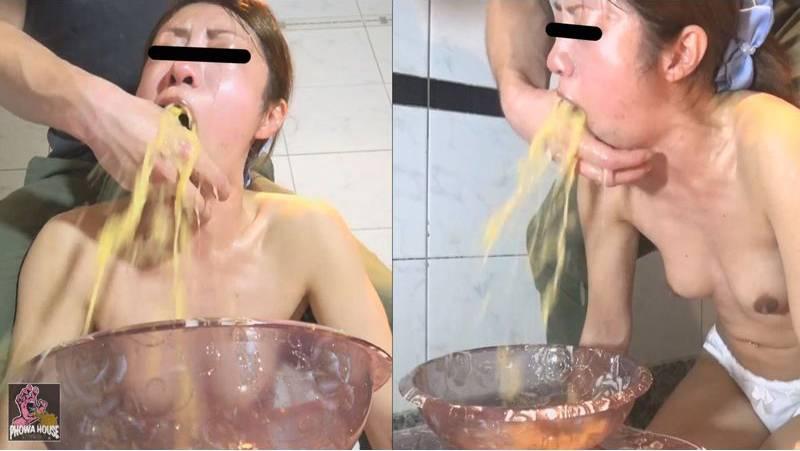 壮絶嘔吐記録壱 女たちのゲロ汁100% COLLECTION