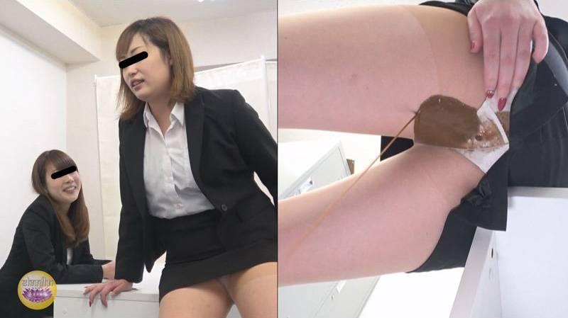 隠撮 おなら便失禁女 ~下痢便おなら便失禁便~
