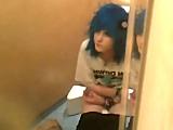 行列女子トイレ!鏡の中からボンジョルノ Vol.1
